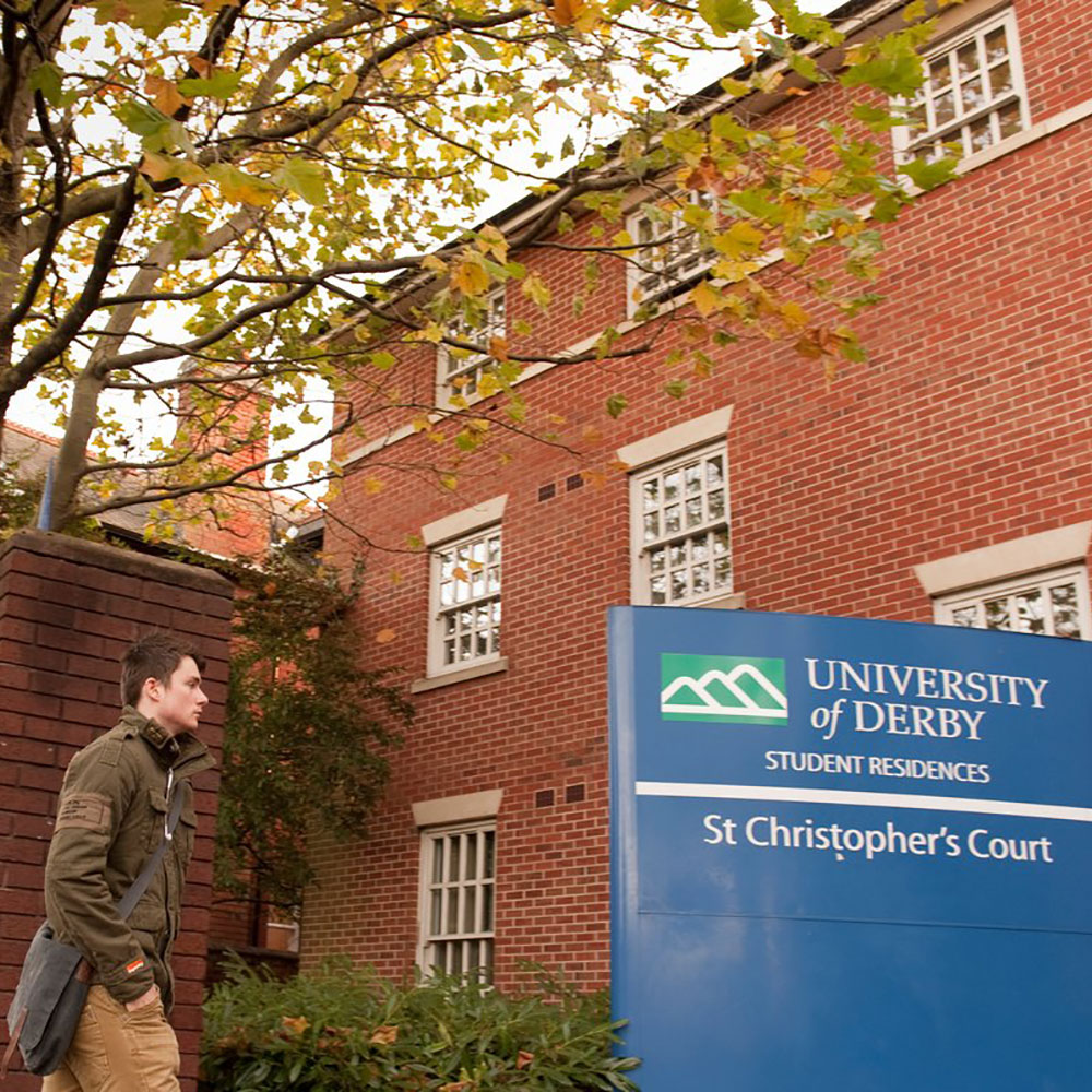 St Christopher's halls of residence
