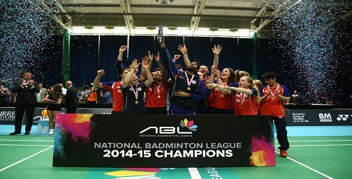 National Badminton League champions