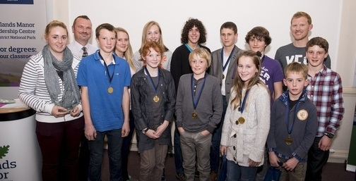 Young Adventurer finalists