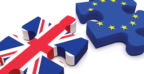 Logo used for the EU referendum