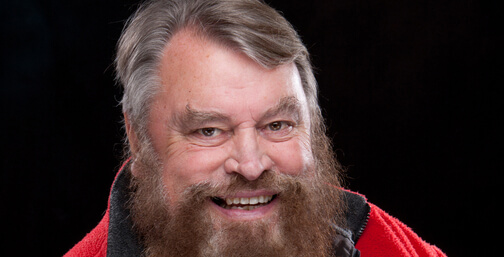 An image of Actor Brian Blessed