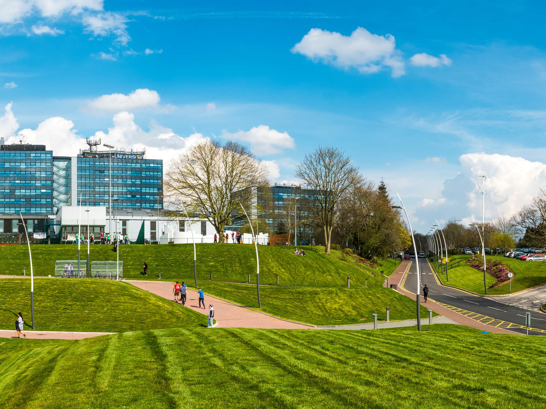 University of Derby Kedleston Road campus