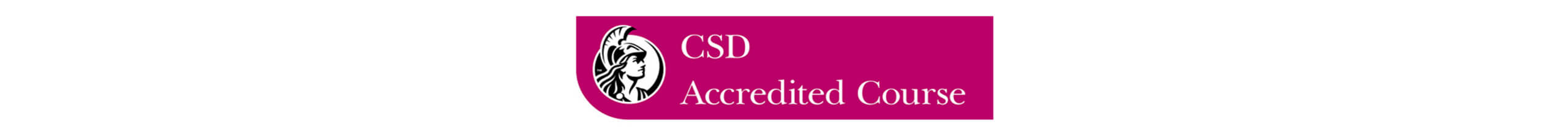 The Chartered Society of Designers logo.