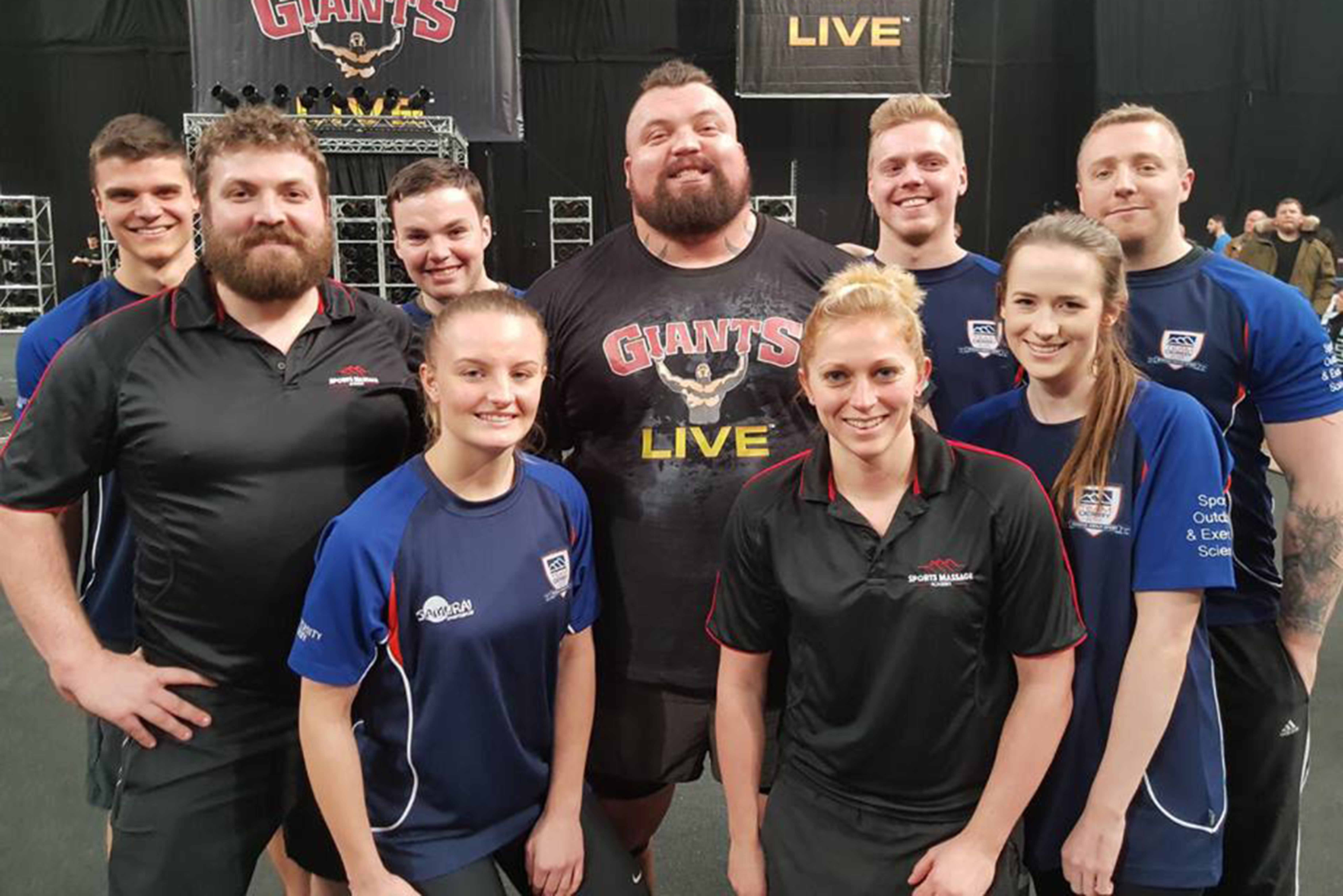 Britain's Strongest Man - Image Embed