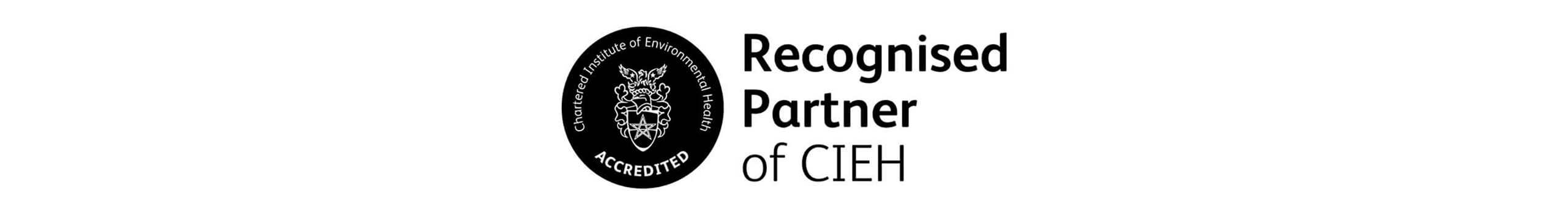 Recognised partner of CIEH logo