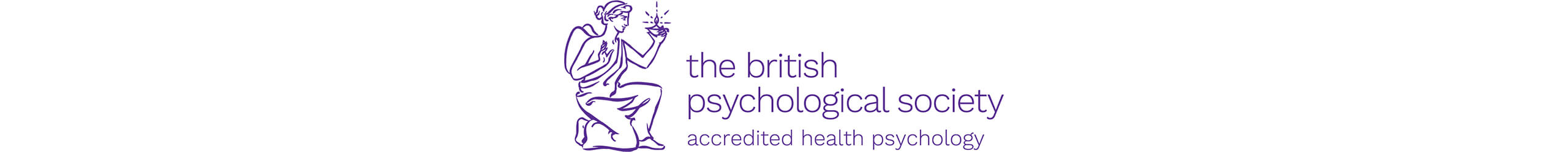 The British Psychological Society Accredited Health Psychology logo