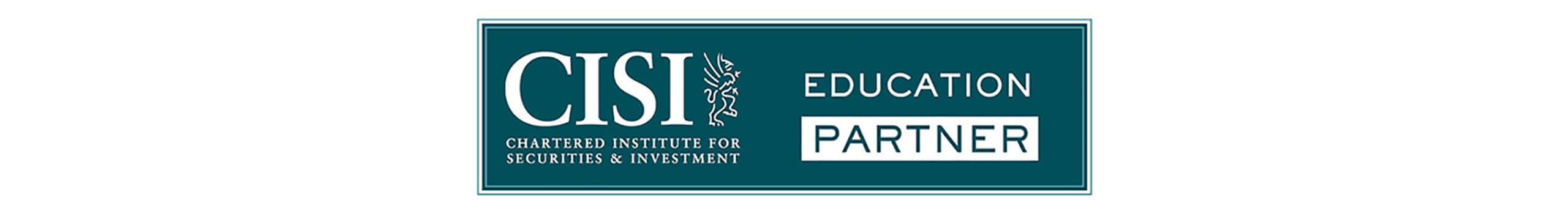 CISI Education Partner logo