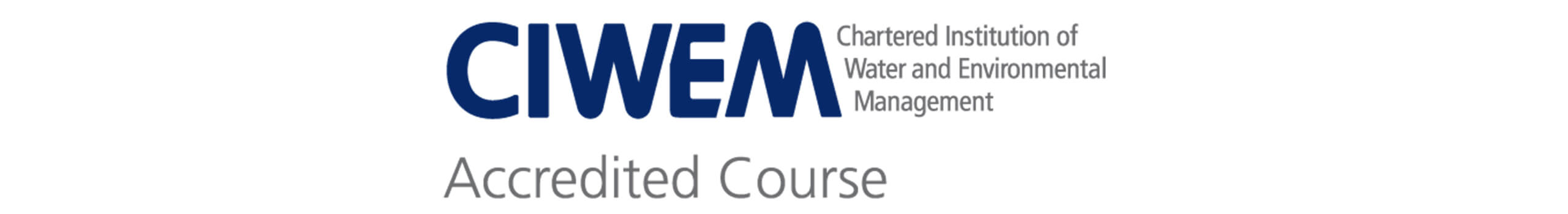 CIWEM Chartered Institution of Water and Environmental Management logo