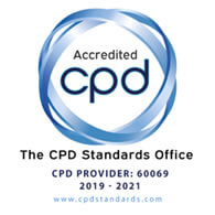 The CPD Standards Office CPD Provider: 60069 logo