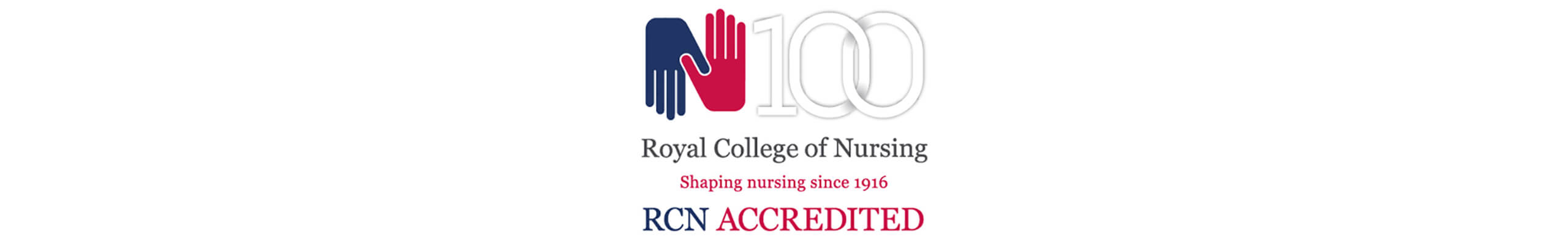 Royal College of Nursing (RCN) Centre for Professional Accreditation logo